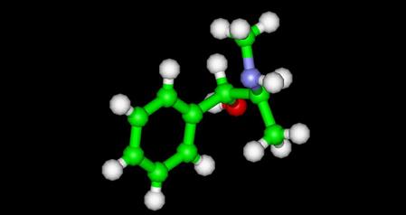 The Benadryl Molecule --Diphenhydramine