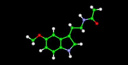 The Melatonin Molecule