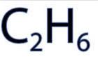 rumus kimia etana